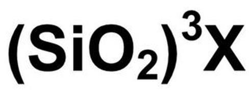(SIO2)3X