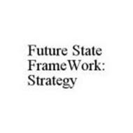 FUTURE STATE FRAMEWORK: STRATEGY