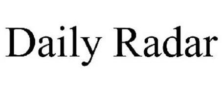 DAILY RADAR