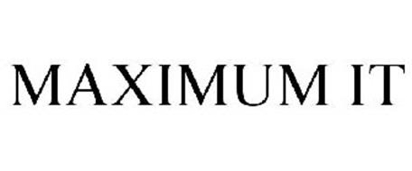 MAXIMUM IT