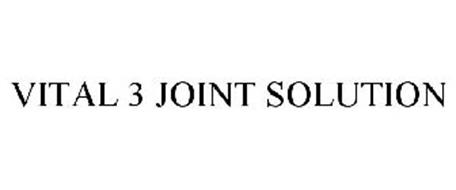 VITAL 3 JOINT SOLUTION