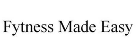 FYTNESS MADE EASY