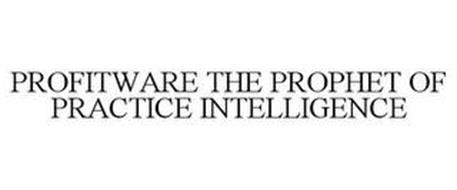 PROFITWARE THE PROPHET OF PRACTICE INTELLIGENCE
