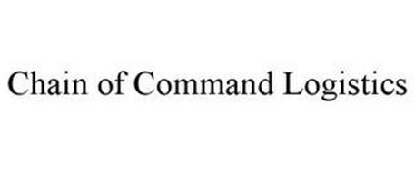 CHAIN OF COMMAND LOGISTICS