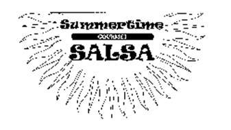 SUMMERTIME GOURMET SALSA