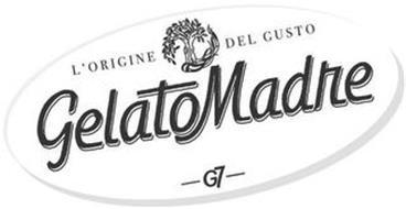 GELATOMADRE L'ORIGINE DEL GUSTO G7