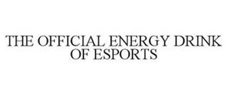 THE OFFICIAL ENERGY DRINK OF ESPORTS
