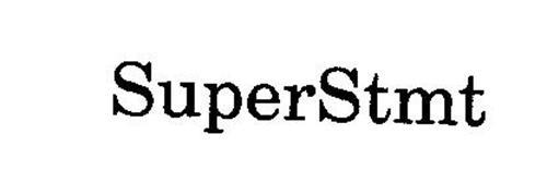 SUPERSTMT
