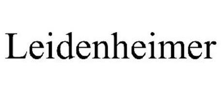 LEIDENHEIMER