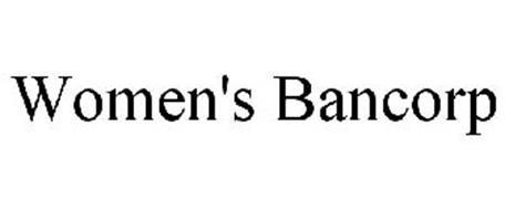 WOMEN'S BANCORP