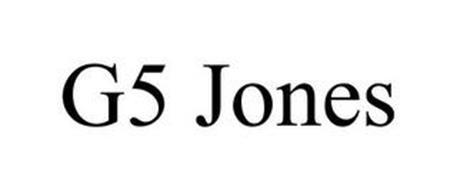 G5 JONES