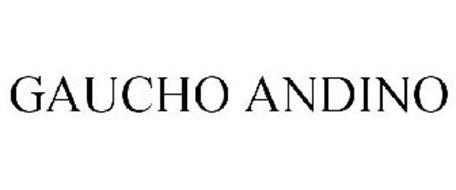 GAUCHO ANDINO