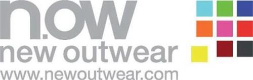 N.OW NEW OUTWEAR WWW.NEWOUTWEAR.COM