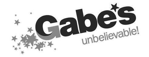 GABES UNBELIEVABLE!