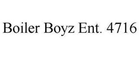 BOILER BOYZ, 4716