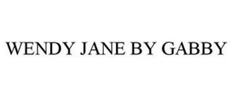 WENDY JANE BY GABBY