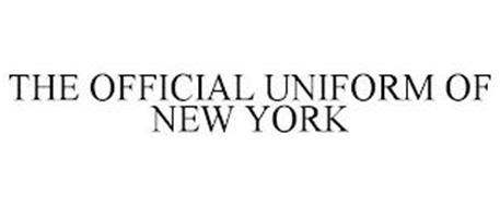 THE OFFICIAL UNIFORM OF NEW YORK