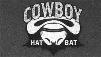 COWBOY HAT BAT