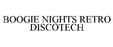 BOOGIE NIGHTS RETRO DISCOTECH