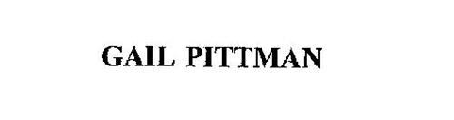 GAIL PITTMAN