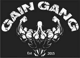 GAIN GANG EST 2015