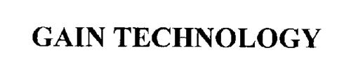 GAIN TECHNOLOGY