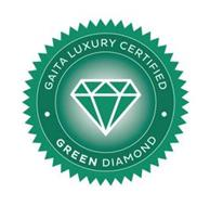 GAITA LUXURY CERTIFIED GREEN DIAMOND