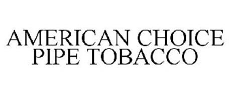 AMERICAN CHOICE PIPE TOBACCO