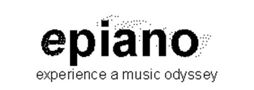 EPIANO EXPERIENCE A MUSIC ODYSSEY