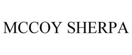 MCCOY SHERPA