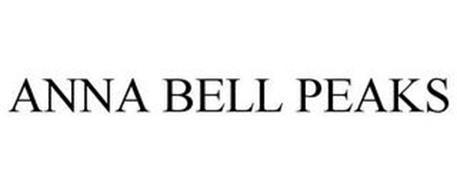 ANNA BELL PEAKS