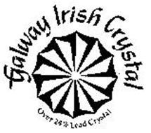 GALWAY IRISH CRYSTAL OVER 24% LEAD CRYSTAL