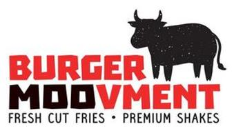 BURGER MOOVMENT FRESH CUT FRIES PREMIUMSHAKES