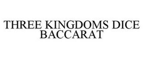 THREE KINGDOMS DICE BACCARAT