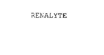 RENALYTE