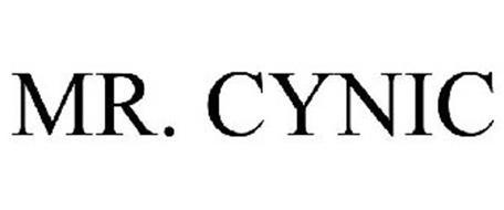 MR. CYNIC