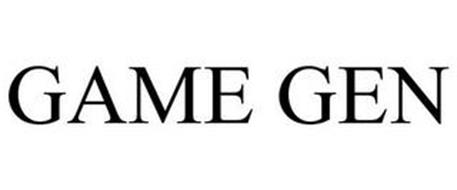 GAME GEN