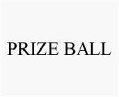 PRIZE BALL