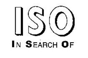 ISO IN SEARCH OF