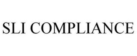 SLI COMPLIANCE