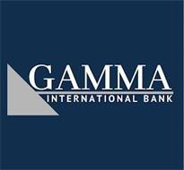 GAMMA INTERNATIONAL BANK