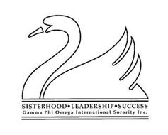 SISTERHOOD LEADERSHIP SUCCESS GAMMA PHI OMEGA INTERNATIONAL SORORITY INC.