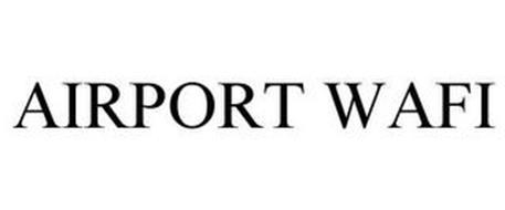 AIRPORT WAFI