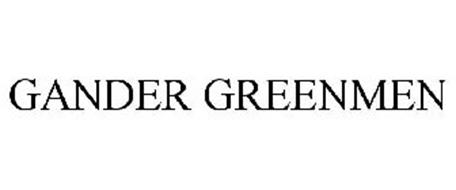 GANDER GREENMEN