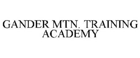 GANDER MTN. TRAINING ACADEMY