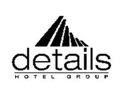 DETAILS HOTEL GROUP
