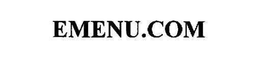 EMENU.COM