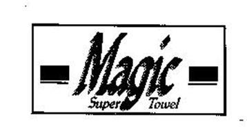 MAGIC SUPER TOWEL