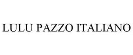 LULU PAZZO ITALIANO