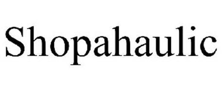 SHOPAHAULIC